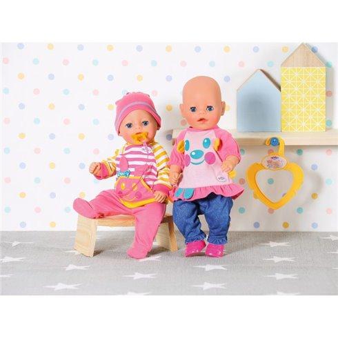 Baby Born Kolorowe Ubranko 36 cm z Czapeczką