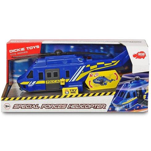 Policijos sraigtasparnis DICKIE SOS 26 cm