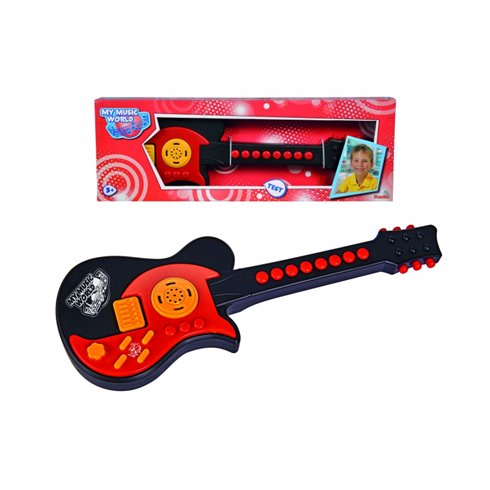 Elektrinė vaikiška gitara SIMBA MMW 43 cm