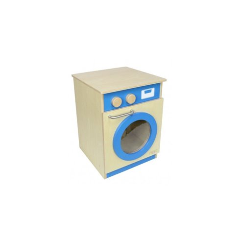 Medinė skalbimo mašina vaikams MASTERKIDZ