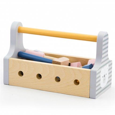 Medinė įrankių skrynia Viga PolarB