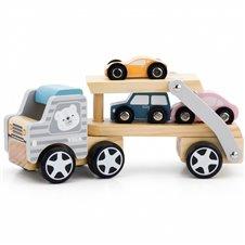 Medinis vilkikas su mašinėlėmis Viga PolarB