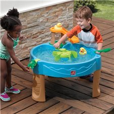 Vandens ir smėlio stalas STEP2  Antytės ir varliukai