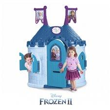 Zamek Frozen Kraina Lodu II Feber + bramka gratis!