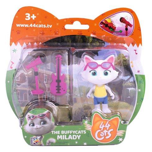 Figūrėlė Milada su priedais 44 Katės