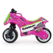 Rožinis balansinis motociklas Kawasaki  Injusa