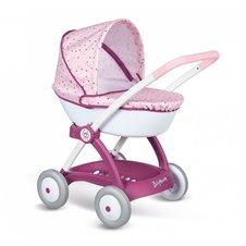 Lėlių vežimėlis SMOBY Baby Nurse