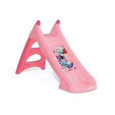 Rožinė čiuožykla Smoby 95 cm