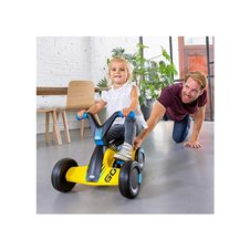 Gokartas BERG GO² Sparx Yellow 2in1