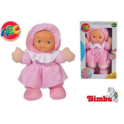 Simba Moja Pierwsza Lalka Szmacianka Różowa