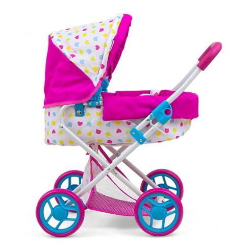 Lėlių vežimėlis M&M Alice Candy