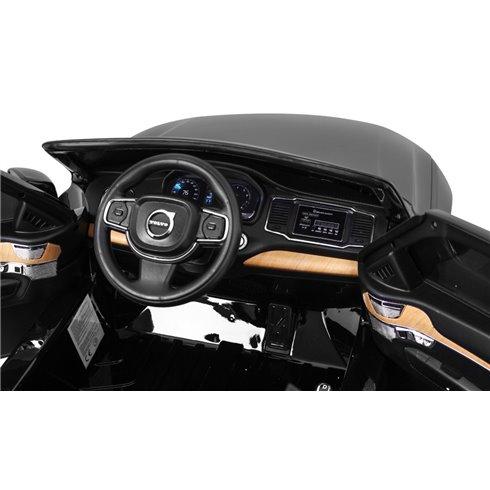 Elektromobilis RMZ VOLVO XC90 Juodas