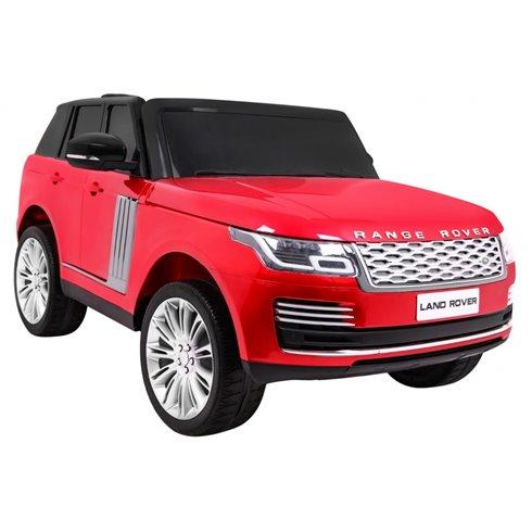 Elektromobilis RMZ Range Rover HSE Raudonas
