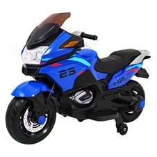 Elektromobilis motociklas RMZ Sport Tourism Mėlynas