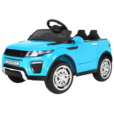 Elektromobilis RMZ Rapid Racer Mėlynas