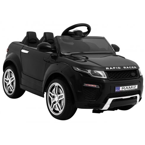 Elektromobilis RMZ Rapid Racer Juodas
