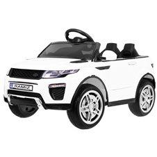 Elektromobilis RMZ Rapid Racer Baltas