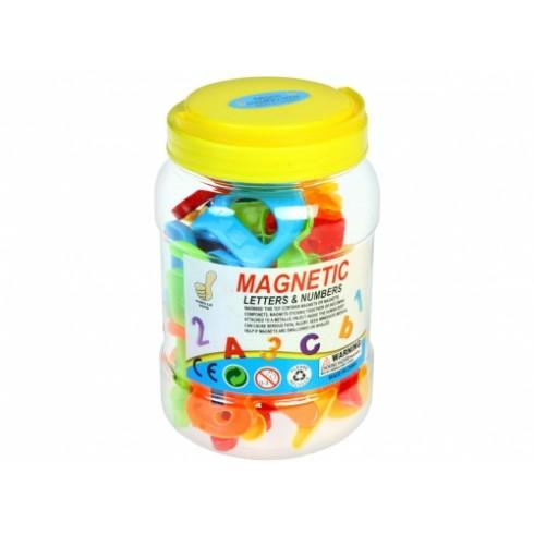 Magnetiniai skaičiai ir raidės Megacreative 406337