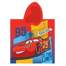 Rankšluostis pončas Disney Cars 60x120