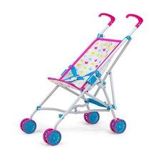 Lėlių vežimėlis M&M Julia Candy