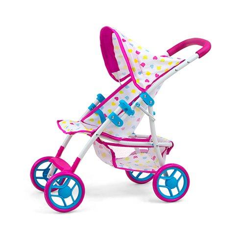 Lėlių vežimėlis M&M Natalie Candy