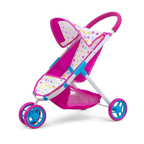 Lėlių vežimėlis M&M Susie Candy