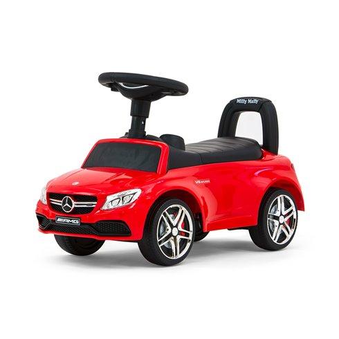 Paspiriamoji mašinėlė M&M MERCEDES C63 S Coupe Red