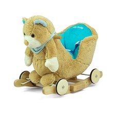 Supamasis arkliukas M&M Polly Blue Bear