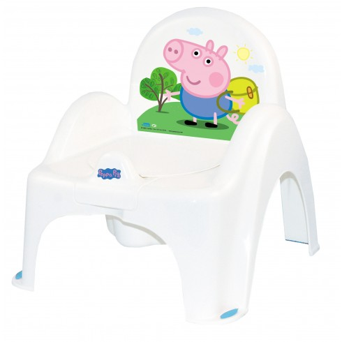 Naktipuodis-kėdutė Tega Peppa Pig su muzikėle