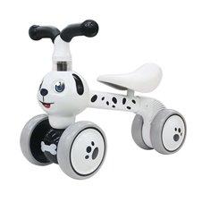 Paspiriamoji mašinėlė Eko Žaislas Baltas šuniukas