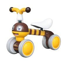 Paspiriamoji mašinėlė Eko Žaislas Geltona bitė