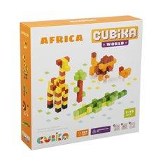 Medinė mozaika 3D Cubika World Afrika