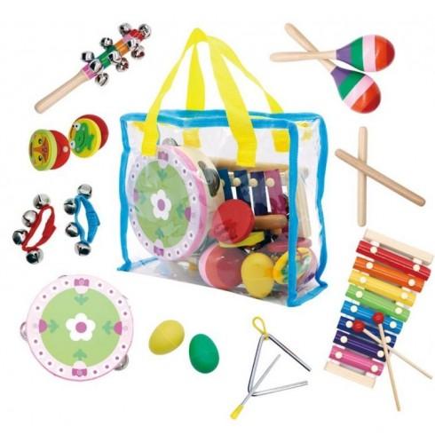 Muzikinių instrumentų rinkinys Eko Žaislas MK0700301