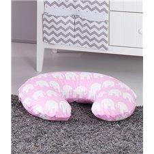 Maitinimo pagalvė MAMO-TATO ROGAL Drambliukai rožinė