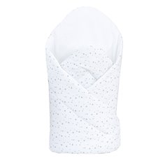 Vokelis MAMO-TATO pakietintas Mini žvaigždės pilka balta