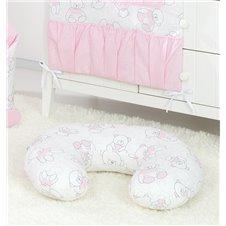 Maitinimo pagalvė MAMO-TATO ROGAL MAMO-TATO ROGAL PREMIUM Meškiukai rožiniai