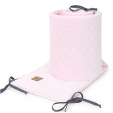 Apsauga lovytei MAMO-TATO Velvet PIK Šviesiai rožinė