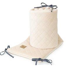 Apsauga lovytei MAMO-TATO Velvet PIK Smėlinė