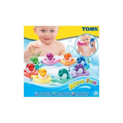 Dainuojantys delfinai  Tomy 6528