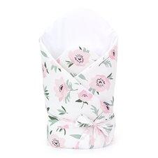 Vokelis MAMO-TATO surišamas minkštas Premium Gėlės smėlinis