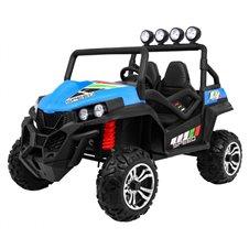 Elektromobilis Grand Buggy 4x4 LIFT mėlynas
