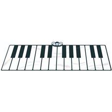 Didelis muzikinis kilimėlis Super Keyboard