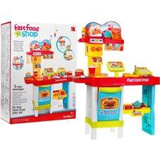 Vaikiška virtuvėlė Fastfood
