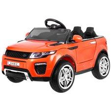 Pojazd Dla Dzieci Rapid Racer Pomarańczowy