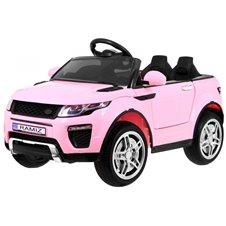 Elektromobilis RMZ Rapid Racer rožinis