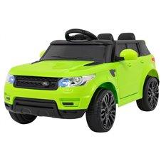 Elektromobilis RMZ Start Run žalias