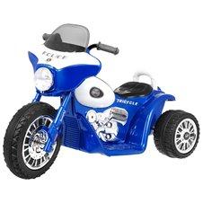 Motorek Skuter Chopper Niebieski
