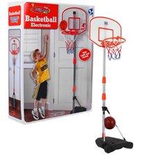Krepšinio stovas RMZ su elektroniniu taškų skaičiuotuvu 170 cm