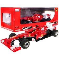 Valdomas automobilis RASTAR Ferrari F1 1:12