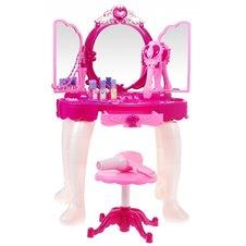 Vaikiškas kosmetinis staliukas mergaitėms (ZDZ.008-18)